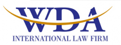 WDA Law firm In Dominican Republic logo