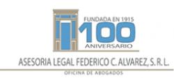 Asesoría Legal, Lic. Federico C. Álvarez, S.R.L. logo