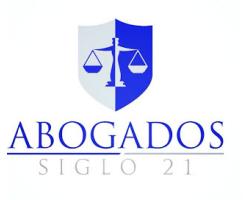 Abogados Siglo 21 logo