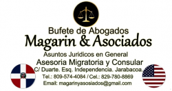 Bufete de Abogados Magarin & Asociados logo