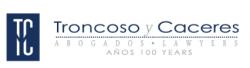 Oficina de Abogados Troncoso y Cáceres  logo