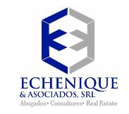 Echenique & Asociados, SRL logo
